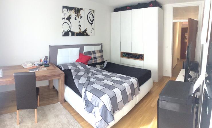 m bliertes wg zimmer zur zwischenmiete n he olympiapark m bliertes zimmer m nchen neuhausen. Black Bedroom Furniture Sets. Home Design Ideas