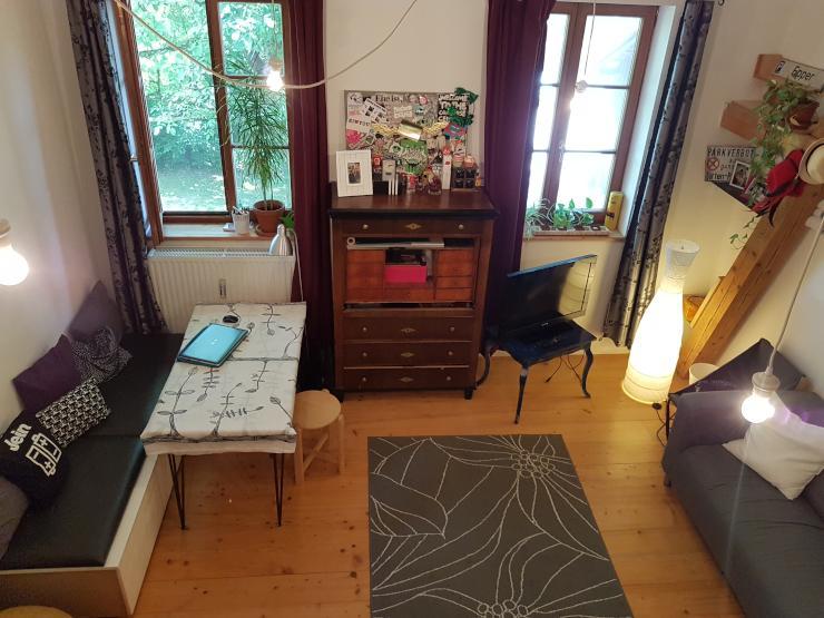 m bliertes wg zimmer zur zwischenmiete ws 2017 18 wg zimmer in rosenheim westerndorf st peter. Black Bedroom Furniture Sets. Home Design Ideas