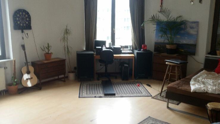 gro es wg zimmer in wuppertal elberfeld robert daum platz f r august frei m bliertes zimmer. Black Bedroom Furniture Sets. Home Design Ideas