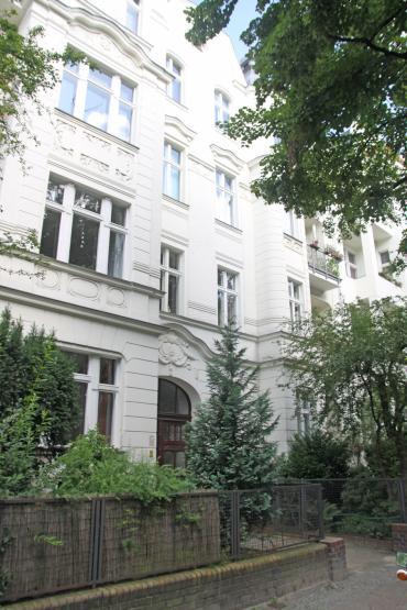 sehr sch ne ruhige 2 zimmer wohnung in friedenau mit balkon wohnung in berlin friedenau. Black Bedroom Furniture Sets. Home Design Ideas