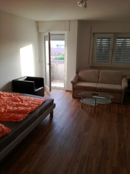 1 zimmer ferien wohnung 1 zimmer wohnung in freiburg im breisgau innenstadt. Black Bedroom Furniture Sets. Home Design Ideas