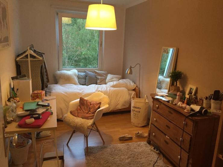 sch nes 12qm zimmer in 3erwg uni und stadtnah wohngemeinschaften in dortmund barop. Black Bedroom Furniture Sets. Home Design Ideas