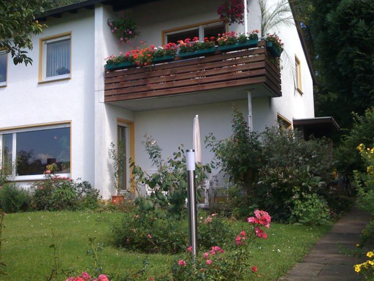 m blierte 16 qm mit balkon in sauberer und ruhiger wg f r. Black Bedroom Furniture Sets. Home Design Ideas