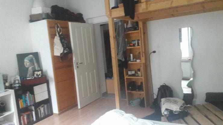 geile 20 qm in bester lage wg m nster hafen. Black Bedroom Furniture Sets. Home Design Ideas