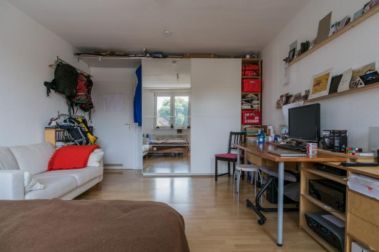 zwischenmieter in auch anteilig f r mein wg zimmer mit balkon und s dlage im sch nen. Black Bedroom Furniture Sets. Home Design Ideas