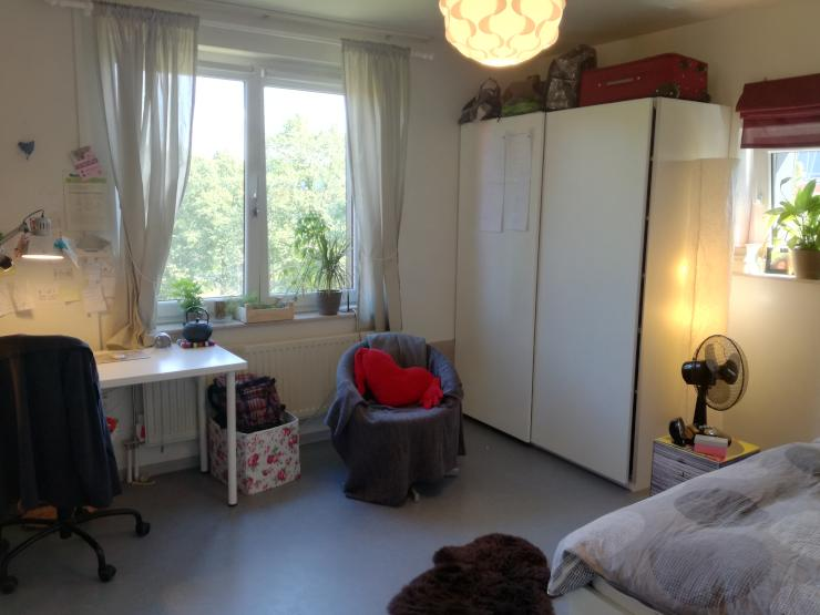wundersch nes zimmer in uni n he zur zwischenmiete wg zimmer in bielefeld dornberg. Black Bedroom Furniture Sets. Home Design Ideas