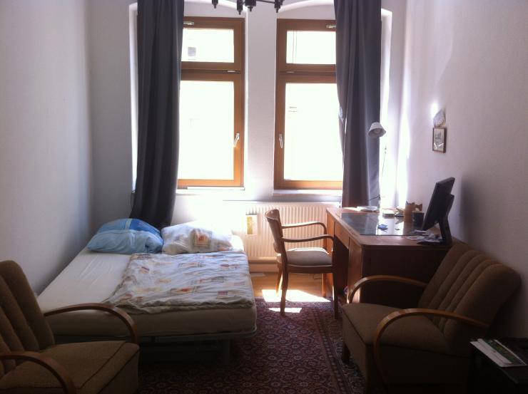 g nstige m blierte 1 raum wohnung 1 zimmer wohnung in. Black Bedroom Furniture Sets. Home Design Ideas
