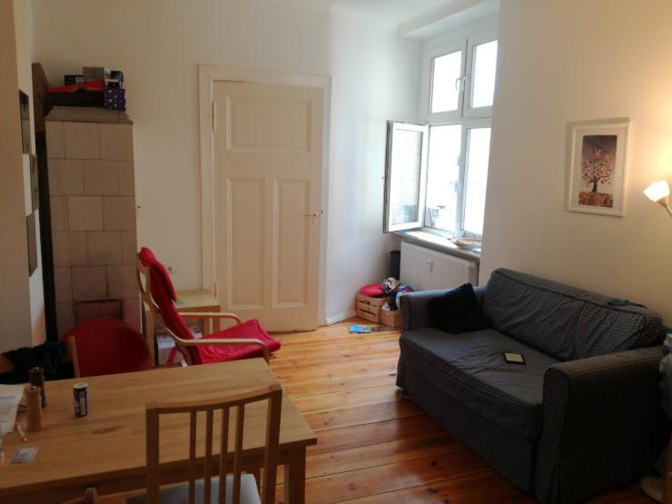 2 zimmer wohnung in der sonnenallee wohnung in berlin neuk lln. Black Bedroom Furniture Sets. Home Design Ideas