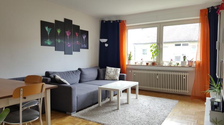 wg neugr ndung in sch ner 4 zimmer wohnung wg suche rosenheim innenstadt. Black Bedroom Furniture Sets. Home Design Ideas