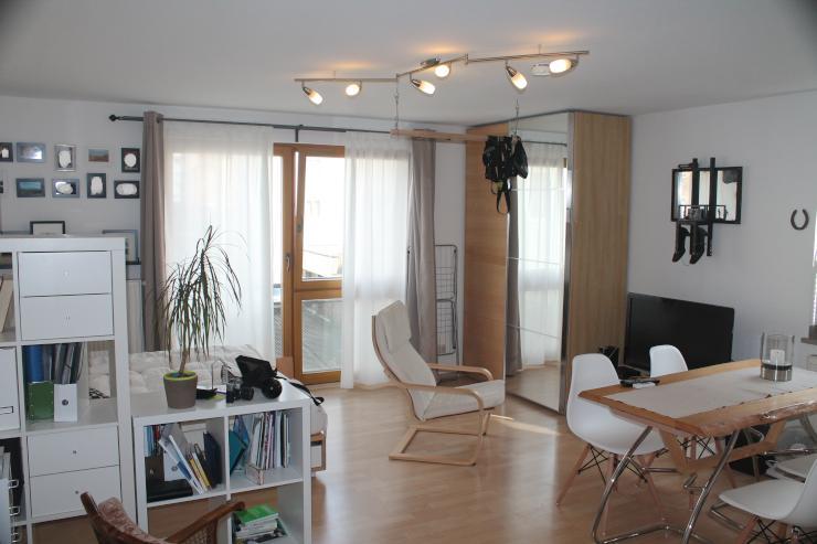 sch nes ruhiges 1 zimmer appartement direkt an der sanderuni stadmensa 1 zimmer wohnung in. Black Bedroom Furniture Sets. Home Design Ideas