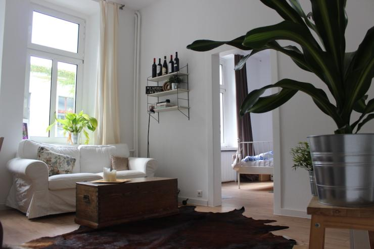 zentrale frisch renovierte 2 zimmer wohnung wohnung in wuppertal barmen. Black Bedroom Furniture Sets. Home Design Ideas