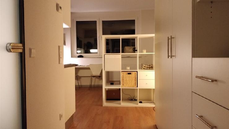 m blierte 1 zimmer wohnung in studentenwohnheim 1 zimmer wohnung in stuttgart vaihingen. Black Bedroom Furniture Sets. Home Design Ideas