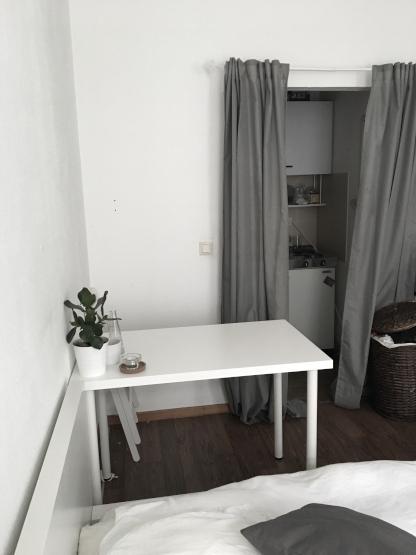 g nstige 1 zimmerwohnung in uni n he 1 zimmer wohnung in. Black Bedroom Furniture Sets. Home Design Ideas