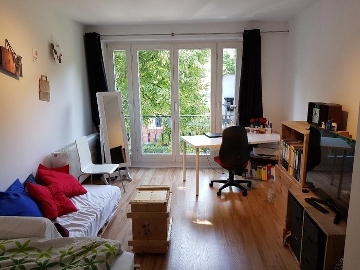 neue r mitbewohner in f r 4 monate in studenten wg gesucht. Black Bedroom Furniture Sets. Home Design Ideas
