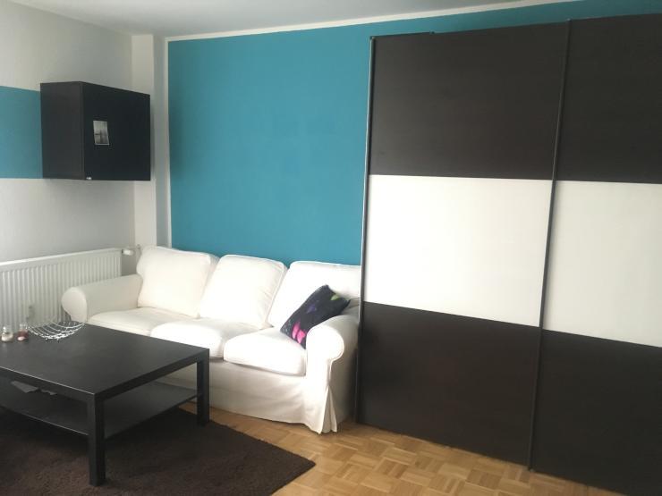 sch ne v llig m blierte wohnung in frankfurt ginnheim 1 zimmer wohnung in frankfurt am main. Black Bedroom Furniture Sets. Home Design Ideas