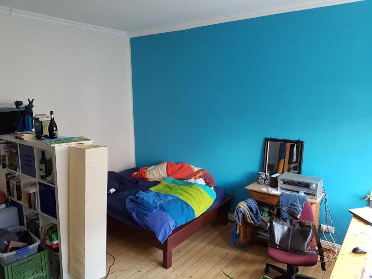 sch nes zimmer in 4er wg in zentraler lage in der w ste wg zimmer in osnabr ck w ste. Black Bedroom Furniture Sets. Home Design Ideas