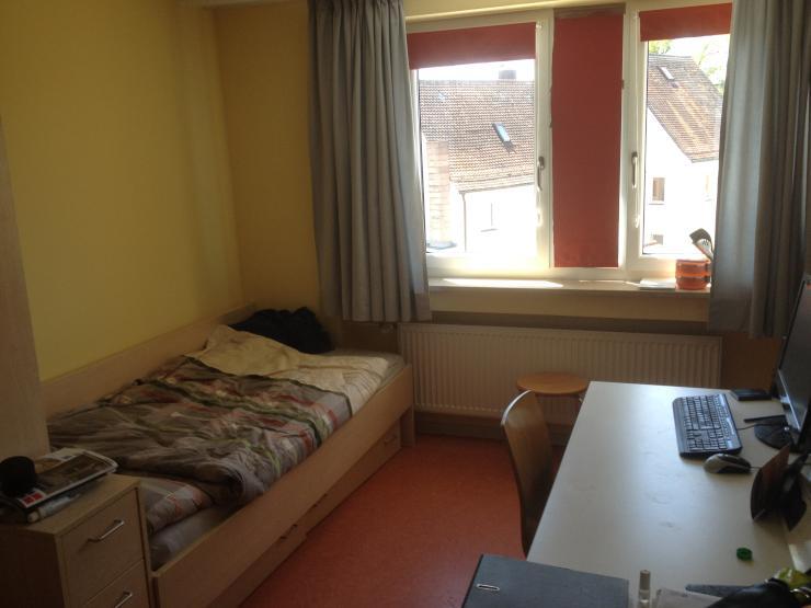 zimmer im erzbischof buchberger wohnheim 1 zimmer wohnung in regensburg kumpfm hl ziegetsdorf. Black Bedroom Furniture Sets. Home Design Ideas