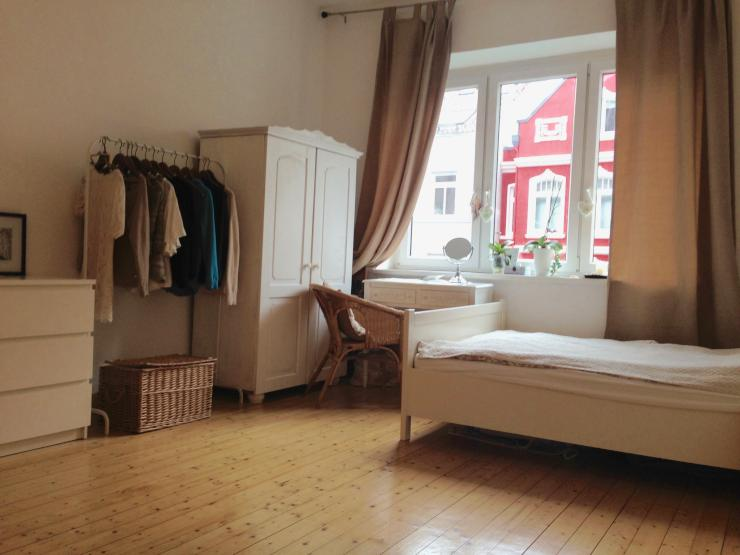 wohnung im herzen von hamburg 1 zimmer wohnung in hamburg eimsb ttel. Black Bedroom Furniture Sets. Home Design Ideas