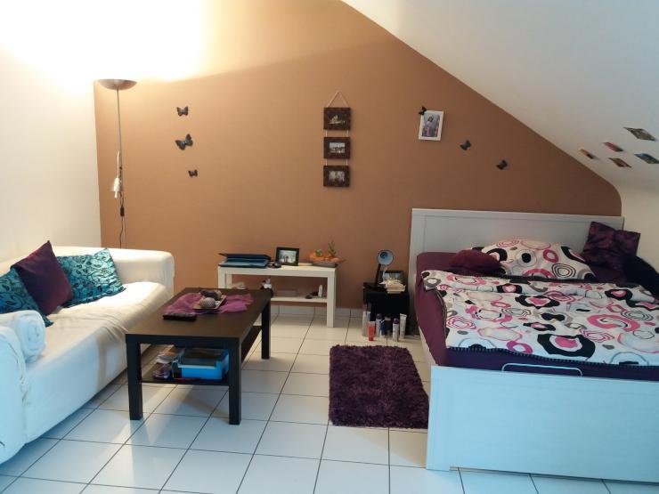 m biliertes wg zimmer mit tiefgaragenstellplatz und garten wg zimmer in freising lerchenfeld. Black Bedroom Furniture Sets. Home Design Ideas