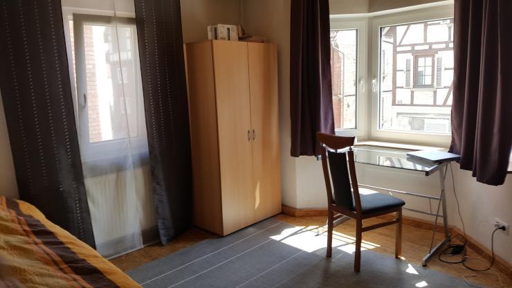 m bliertes 12 qm zimmer in netter 3er wg wohngemeinschaften heilbronn klingenberg. Black Bedroom Furniture Sets. Home Design Ideas