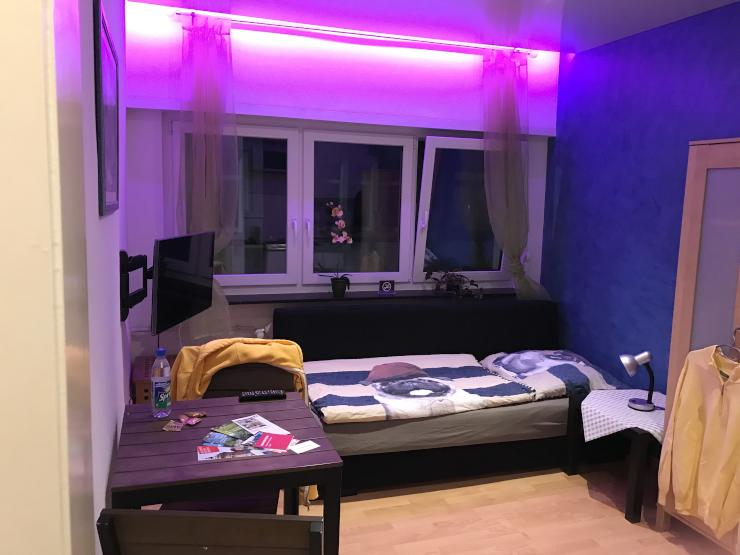 wohnen auf zeit in der mannheimer innenstadt 1 zimmer. Black Bedroom Furniture Sets. Home Design Ideas