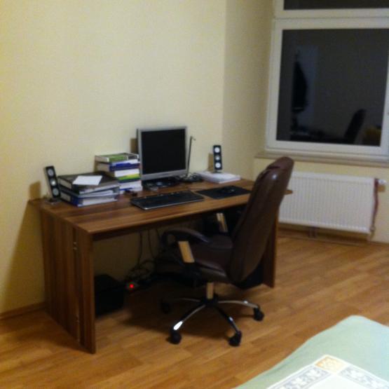 wg zimmer frei zentral 23qm zimmer in 3er wg ruhige. Black Bedroom Furniture Sets. Home Design Ideas