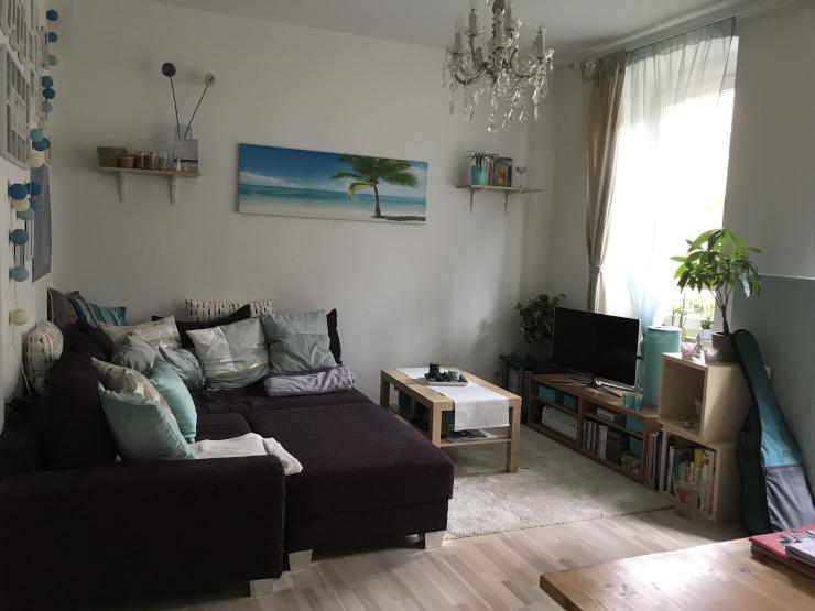 m belierte 2 zimmer wohnung mit balkon in fh n he wohnung in erfurt johannesvorstadt. Black Bedroom Furniture Sets. Home Design Ideas