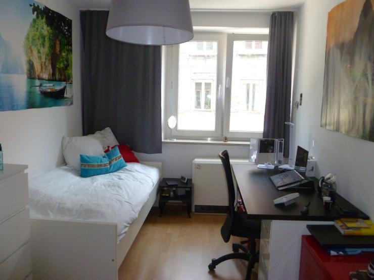 wg zimmer in ger umiger sch ner innenstadt wohnung mit balkon wg zimmer bayreuth city. Black Bedroom Furniture Sets. Home Design Ideas
