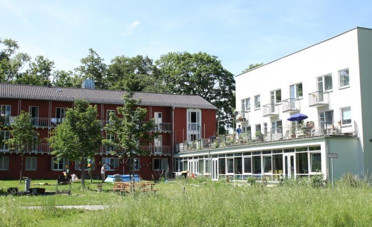 Apartment im studentenwohnheim am englischen garten 1 for 1 zimmer wohnung in munchen