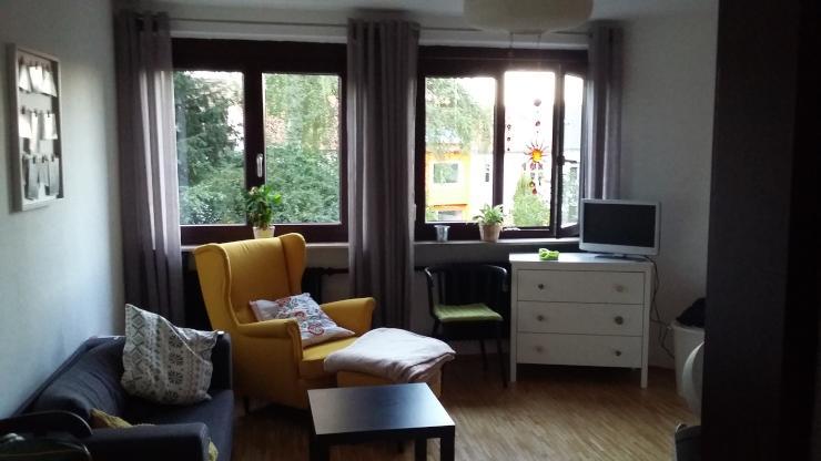 1 zimmerwohnung m bliert 1 zimmer wohnung in regensburg westenviertel. Black Bedroom Furniture Sets. Home Design Ideas