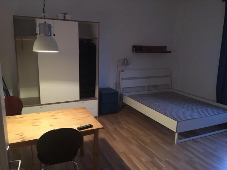 sch ne wohnung im sch nen unterbilk komplett m biliert. Black Bedroom Furniture Sets. Home Design Ideas