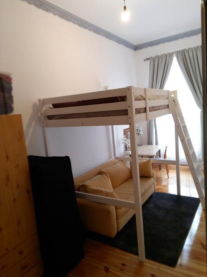 15m zimmer in 5er wg u bahn gneisenaustra e for Wohnzimmer 36 berlin