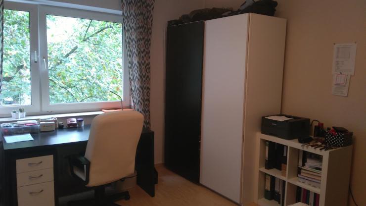 m bliertes 15qm zimmer in netter 2er wg mit gartenmitbenutzung wohngemeinschaften duisburg. Black Bedroom Furniture Sets. Home Design Ideas