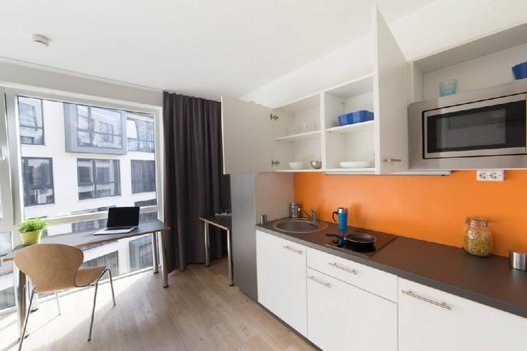 studio apartment in the fizz right next to uni wohnung in bremen schwachhausen. Black Bedroom Furniture Sets. Home Design Ideas