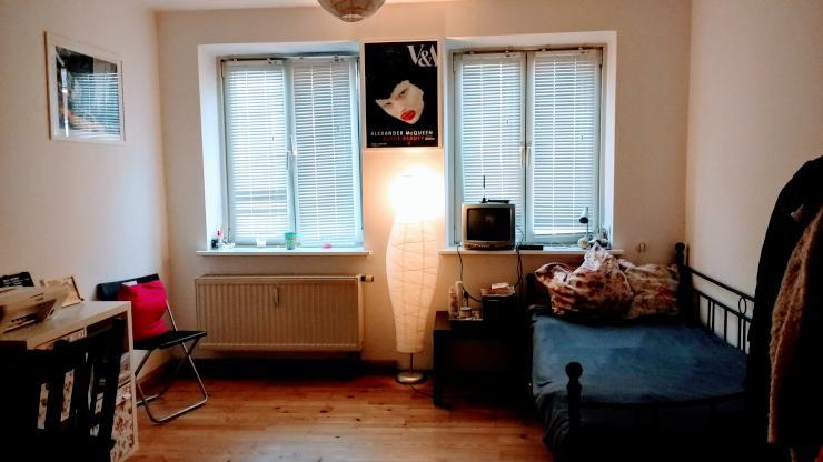 schmuckst ck in der maxvorstadt 1 zimmer wohnung in m nchen maxvorstadt. Black Bedroom Furniture Sets. Home Design Ideas