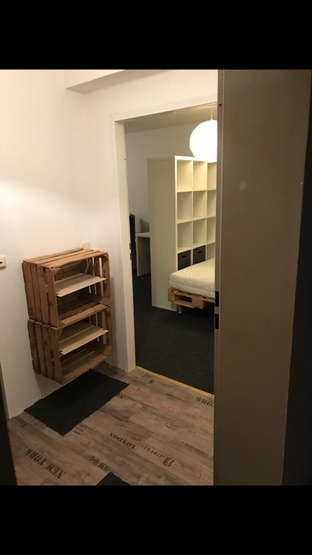 wohnung f r studenten 1 zimmer wohnung in kassel mitte. Black Bedroom Furniture Sets. Home Design Ideas