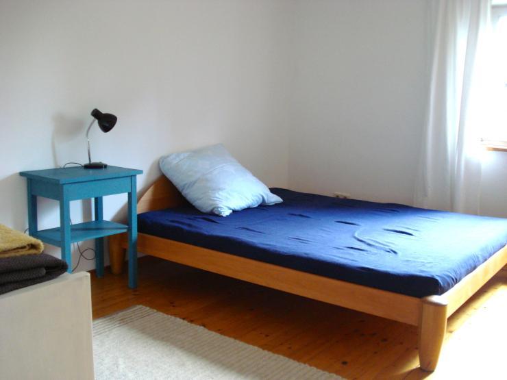 m bliertes zimmer mit eigener k che und bad 1 zimmer wohnung in rosenheim rosenheim s d. Black Bedroom Furniture Sets. Home Design Ideas