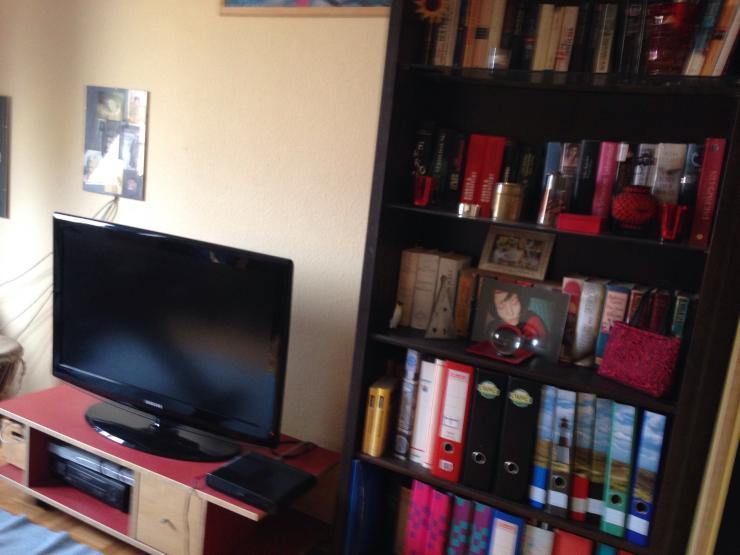 m bliertes zimmer in 70 qm dachgeschoss zun chst befristet ich will erstmal schauen wie es. Black Bedroom Furniture Sets. Home Design Ideas