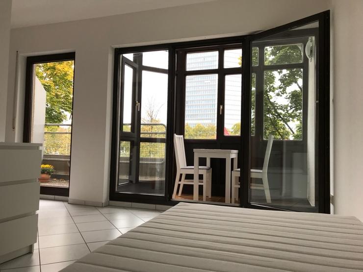 sch nes 1 zimmer apartment in mannheim lindenhof erstbezug nach renovierung 1 zimmer wohnung. Black Bedroom Furniture Sets. Home Design Ideas