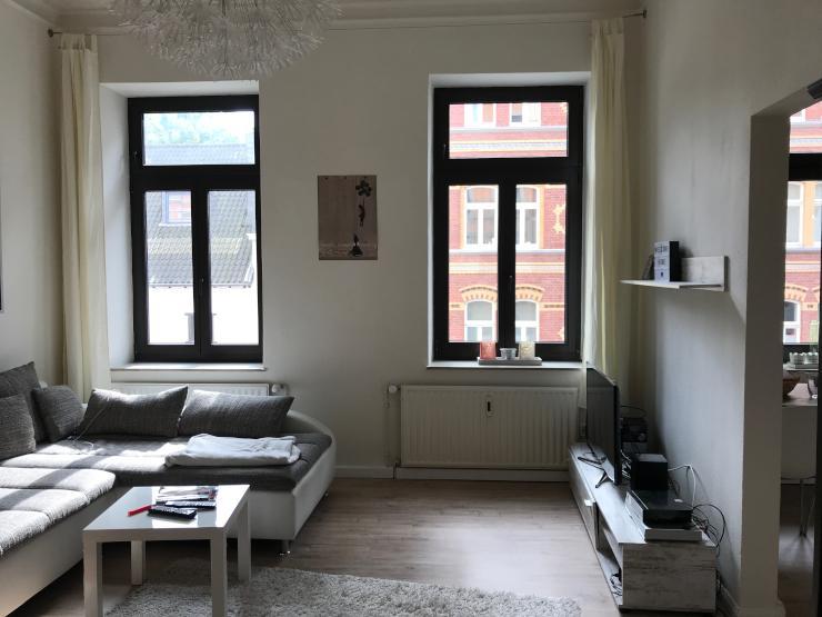 sch ne zentral gelegene 2 zimmerwohnung wohnung in aachen aachen. Black Bedroom Furniture Sets. Home Design Ideas