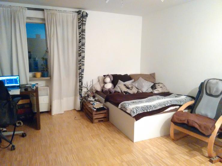 direkt an der lorettowiese wg zimmer in rosenheim. Black Bedroom Furniture Sets. Home Design Ideas