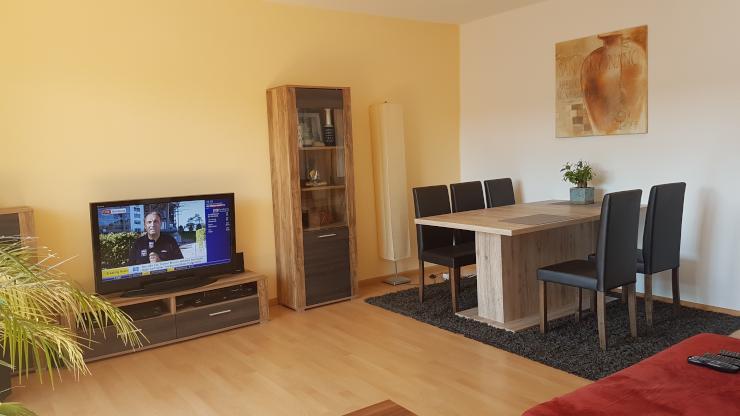 m bliertes zimmer in 3 zimmer wohnung in freiburg herdern z hringen ca 17 qm 2 balkone 2 min. Black Bedroom Furniture Sets. Home Design Ideas