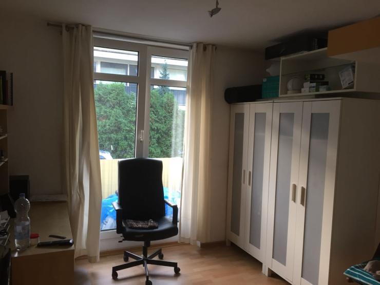 best location cozy apartment mh 1 zimmer wohnung in duisburg neudorf nord. Black Bedroom Furniture Sets. Home Design Ideas