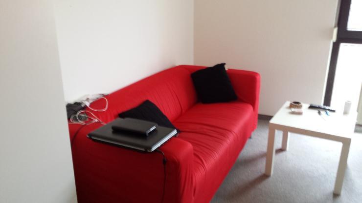 zentrale 1 zimmer wohnung 1 zimmer wohnung in mannheim jungbusch. Black Bedroom Furniture Sets. Home Design Ideas