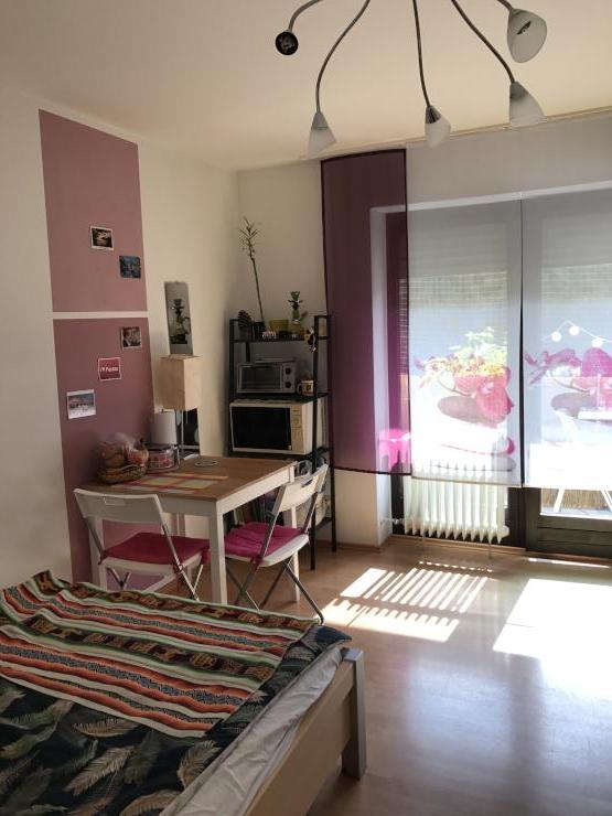 gem tliche helle 1 zimmer wohnung in zentraler lage 1 zimmer wohnung in passau haidenhof nord. Black Bedroom Furniture Sets. Home Design Ideas