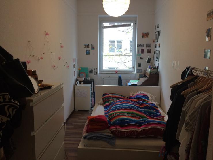 gem tliches kleines zimmer in grandioser gemeinschaftlicher wg wg erfurt johannesvorstadt. Black Bedroom Furniture Sets. Home Design Ideas