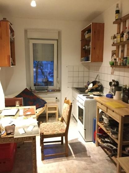 wohnung am kanal 13 qm in plagwitz bei der elster passage wg zimmer leipzig plagwitz. Black Bedroom Furniture Sets. Home Design Ideas