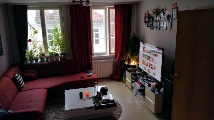 altstadt wohnung 1 5 zimmer zur zwischenmiete 1 zimmer wohnung in l neburg l neburg. Black Bedroom Furniture Sets. Home Design Ideas