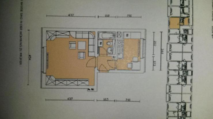 sch ne 1 raum wohnung sehr uninah in dd s dvorstadt 1 zimmer wohnung in dresden s dvorstadt. Black Bedroom Furniture Sets. Home Design Ideas