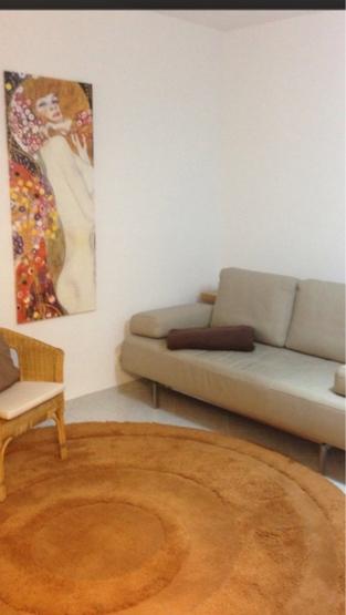 sch n m blierte 1 zimmer wohnung mit balkon in frankfurt oberrad 1 zimmer wohnung in frankfurt. Black Bedroom Furniture Sets. Home Design Ideas